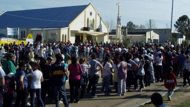 En los últimos años la festividad deSan Cayetanoen Concordia se ha convertido en una multitudinaria congregación de fieles todos los 7 de agosto y en el día previo