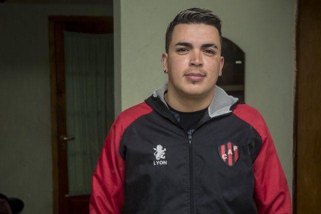 Lucas Rodríguez el fanático de Patronato contó la historia del tatoo