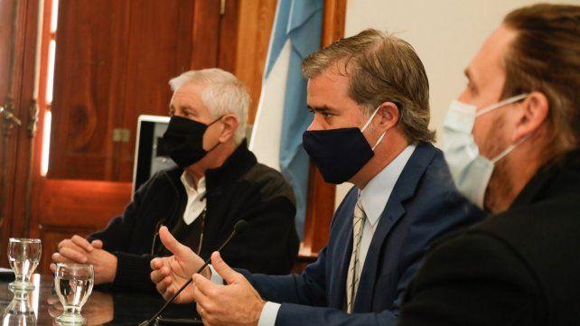 El intendente de Gualeguaychú, Martín Piaggio, anunció el viernes la vuelta a