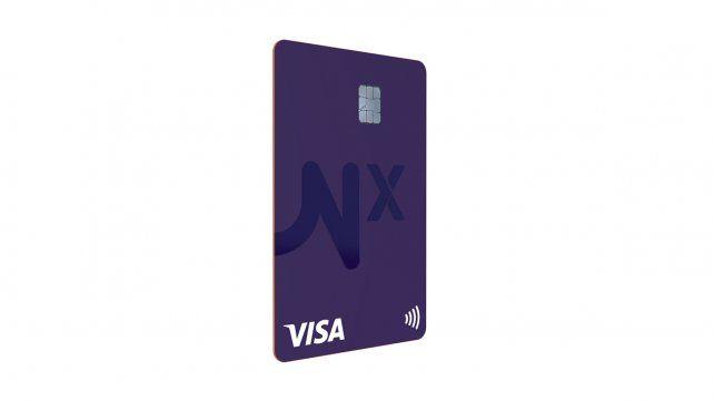Visa Naranja X cuenta con tecnología contactless y funciona con el saldo disponible en la cuenta de Naranja X.