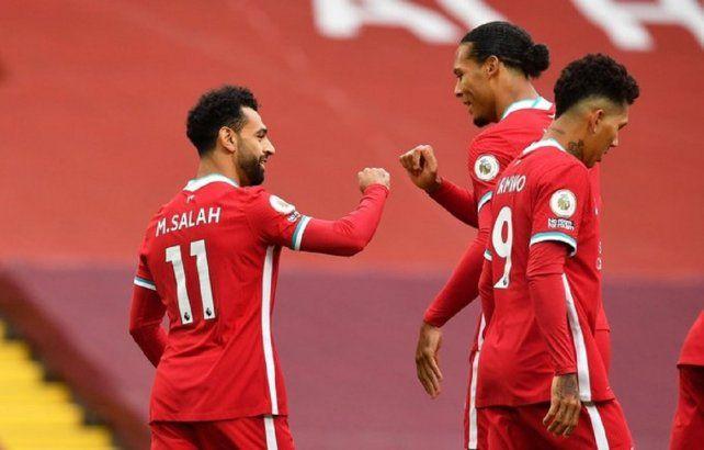 Salah fue el verdugo del Leeds de Bielsa