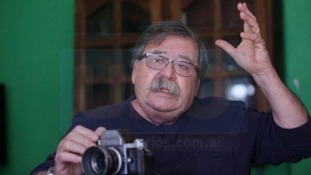 Julio Blanco: Una vida viendo y registrando la realidad a través del visor
