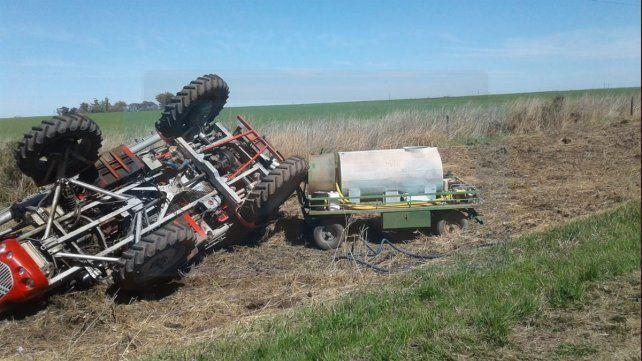 Accidente en Ruta 12