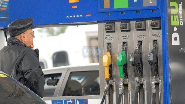 Una vez más aumentaron los combustibles: nuevos valores en Entre Ríos