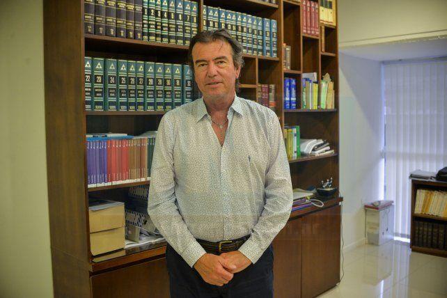 Castrillón está a un paso de dejar el Palacio de Justicia y regresar a La Paz, con el beneficio de la jubilación, y sin el juicio político.