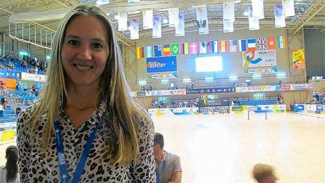 Carolina Pacher falleció a causa de una penosa enfermedad