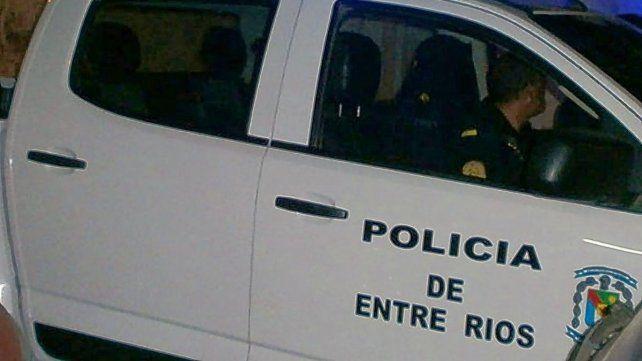 patrullero policia