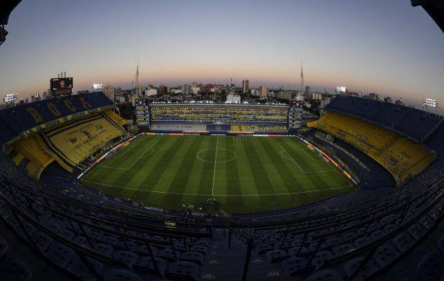 La Bombonera será una de las sedes de la Copa América 2021.