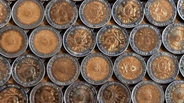 Monedas de 1 peso con error ortográfico: ¿tienen valor?