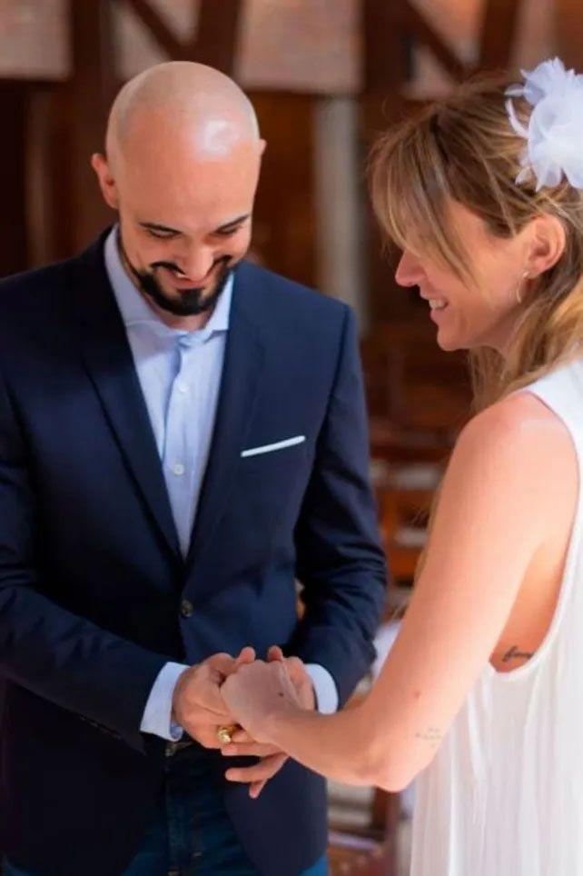 Quién es el único famoso invitado a la fiesta de casamiento de Abel Pintos