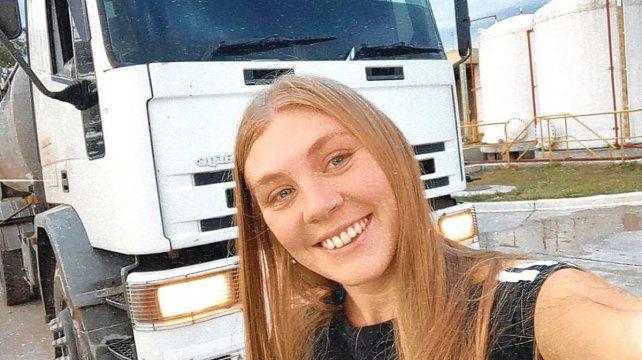 Dalma Neumayer, camionera centennial
