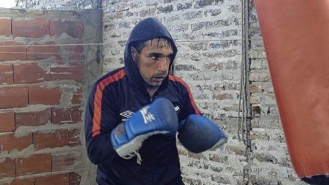 El 4 de julio se subirá al ring para enfrentar al venezolano Hernández.