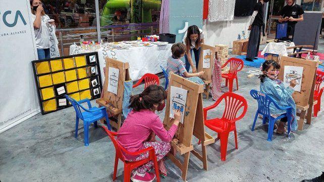 La Expo Infantil 2021 continúa este sábado, domingo y lunes en la Sala Mayo de Paraná