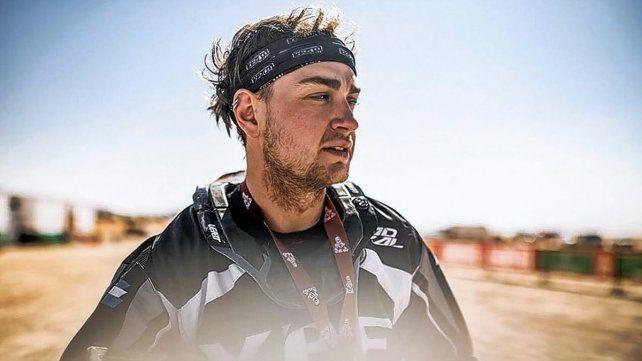 En cuatriciclos Manuel Andujar finalizó segundo en el prólogo del Rally Dakar 2021