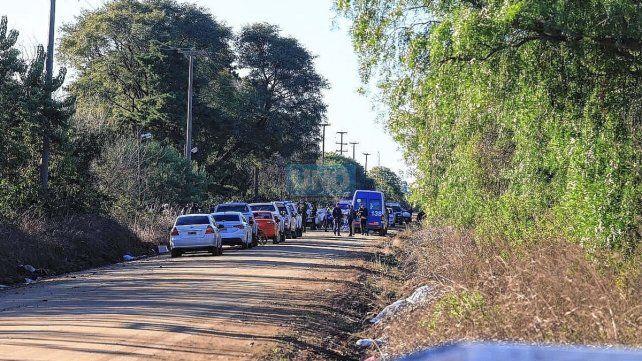 El cuerpo de Gonzalo Calleja fue hallado en la zona oeste de Paraná.